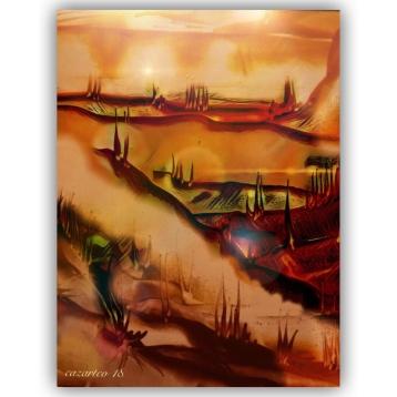 Lost Horizon by cazartco