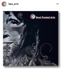 I'm Easily Fused by cazartco featured by @bpa_arts