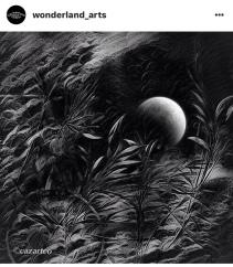 Equinox by cazartco featured by @wonderland_arts