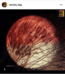 April Moon by cazartco featured by @nuriss_tag